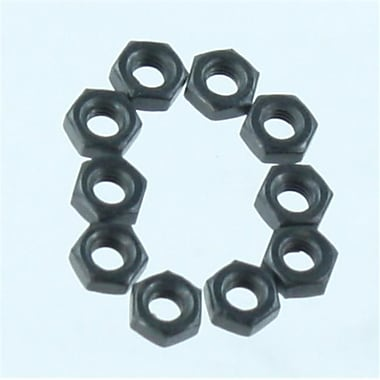 Redcat Racing 3 mm Flat Locknut, Pack of 10 (RCR03387)