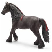 Schleich North America Frisian Mare Toy Figure -Black (TRVAL98459)