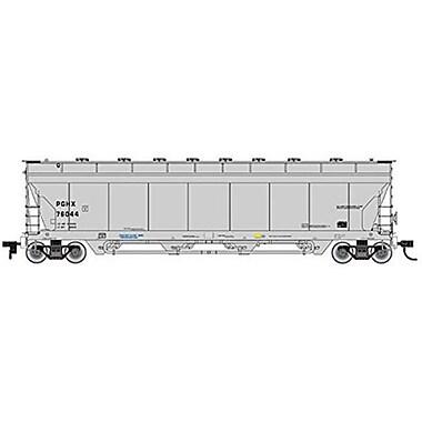 SP Whistle Stop N Pressureaide Centerflow Hop, Trinity Rail No.76040 (STVN1616)