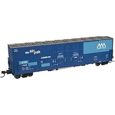 SP Whistle Stop Master 53 ft. Evans Dpd Box Car - VR No.11382 (STVN1460)