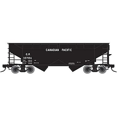 SP Whistle Stop N 2-Bay offset Hopper, CPR with Block Lettering No.357191 (STVN1709)