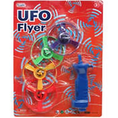 DDI Mini Flying Saucer - 4 Piece (DLR339987) 24133820