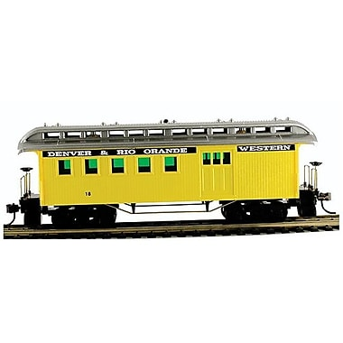 SP Whistle Stop HO Old Time Combine Wooden (STVN2670)