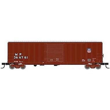 SP Whistle Stop HO 50 ft. Trainman Box Car, Uttar Pradesh To Madhya Pradesh No. 366838 - 6 in. (STVN1194)