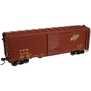 SP Whistle Stop HO Master 40 ft. Aar Box Car NP No.25566 (STVN1517)