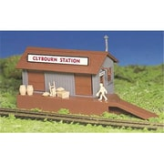 Bachmann Williams Ho Freight Station Kit (SPWS1309)