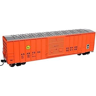 SP Whistle Stop HO FMC 5077 Box Car, Atlantic & Saint Andrews Bay No. 7004 (STVN1232)