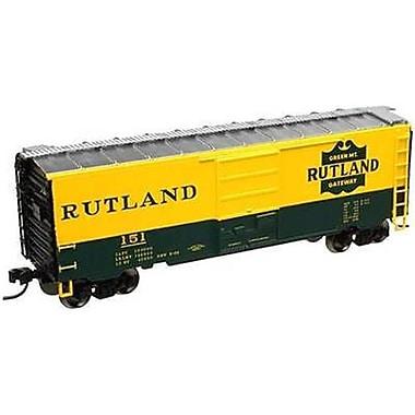 SP Whistle Stop N Master 40 ft. Box Car Rutland 185 (STVN1661)