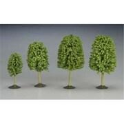 Bachmann N 2 in.- 3 in. Deciduous Trees - 4 (SPWS4544)