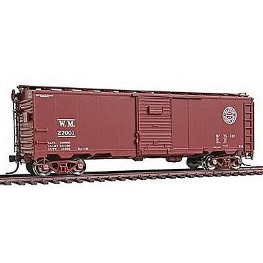 SP Whistle Stop HO Atlas 1932 ARA Box Car, Western Maryland No. 27001 (STVN1206)