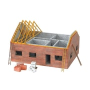 SP Whistle Stop HO Scale Residential Building Site (STVN2044)