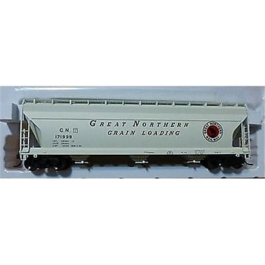 SP Whistle Stop HO Atlas 3-Bay Centerflow Covered Hopper, Great Northern No. 171999 (STVN1359)