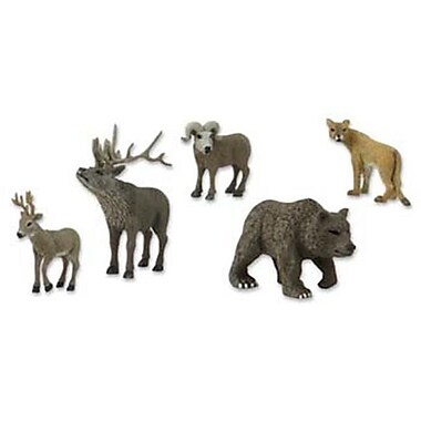 SP Whistle Stop Scene Setters North American Wildlife (STVN2775)
