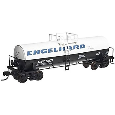 SP Whistle Stop N M Kaolin Tank Car Engelhard No.71971 (STVN1644)