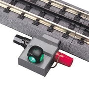 SP Whistle Stop O Realtrax Lighted Lock on (STVN2764)
