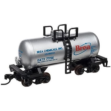 SP Whistle Stop N Beer Can Tank Car Brea Chem 77162 (STVN1640)