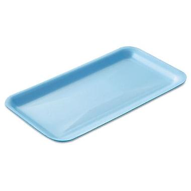 GNP Supermarket Trays Foam - Blue, 4 Per Case (SSN10104)