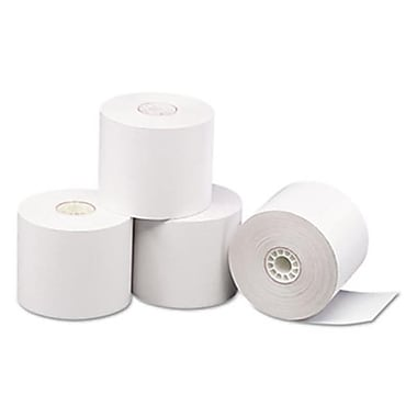 PMC 5329 2.312 in. x 209 ft. Direct Thermal Printing Thermal Paper Rolls, White (SSN197)