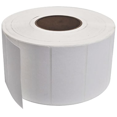 PMC 4 x 2 in. Industrial Direct Thermal Labels, White - 4 Rolls (SSN7940)