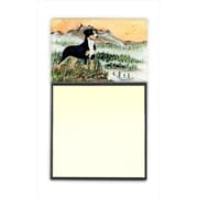Caroline's Treasures Entlebucher Mountain Dog Refillable Sticky Note Holder or Post-it Note Dispenser, 3 x 3 In. (CRLT60391)