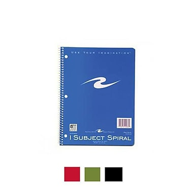 Roaring Spring Paper Products One Subject Notebook - 40 Sheets Per Book (RSPRD126)
