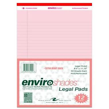 Roaring Spring Paper Products Enviroshades Legal Pads - 6 Packs Per Case (RSPRD415)