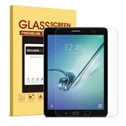 Arclyte Technologies Tempered Glass Screen Protector for Samsung Galaxy Tab, Clear (SYBA8398)