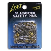 Merchandise Safety Pin Assorted, 50 Count (MCDS22499)