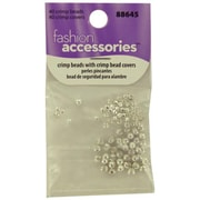 DDI Crimp Beads and Covers Package of 80 Case Of 20 (DLRDY244337)