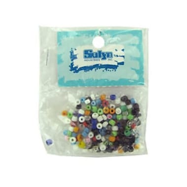 Bulk Buys Small Pony Beads assorted Colors Case Of 25 (DLRDY095162)
