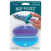 Squeezit Multi - User Tube Squeezer, White (LVN3812)