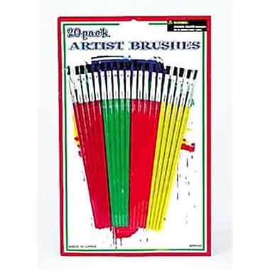 Bulk Buys Artist Brushes Case Of 24 (DLRDY092446)