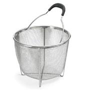 Polder Strainer - Steamer Basket - Stainless Steel (PDRHWR018)