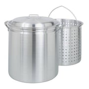 Barbour Bayou Classic Fryer-Steamer With Lid And Basket - 60 Quart (BYC273)