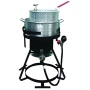 Rankam TF2048902-KK 10 Quart Aluminum Fish Fryer (TRVAL70105)
