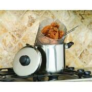 Cookpro Steel Deep Fryer 6 QT Stovetop (OCI8517)