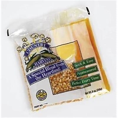 Paragon Country Harvest 6 oz. Tri-Pack Popcorn