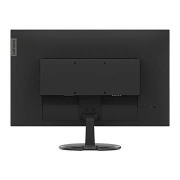 """Lenovo D24-20 66AEKCC1US 23.8"""" LED Monitor, Raven Black"""