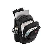DUKAP NAVIGATOR Executive Laptop Backpack, Black (B-DKNAV-3611)