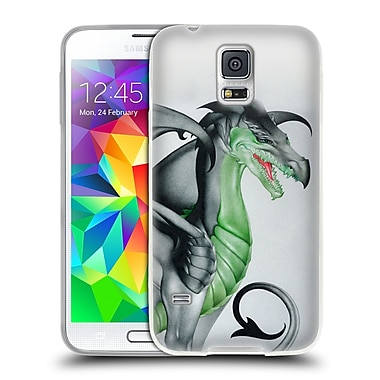 Official LA WILLIAMS DRAGONS Silverback Soft Gel Case for Samsung Galaxy S5 / S5 Neo (C_AB_1D57B)