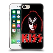 Official KISS SOLO Gene Simmons Soft Gel Case for Apple iPhone 7 (C_1F9_1D6CA)