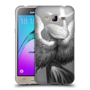 Official LA WILLIAMS ANGELS Angel Of Mons Soft Gel Case for Samsung Galaxy J3 (C_1B6_1D56B)