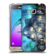 Official JOEL CHRISTOPHER PAYNE ENCHANTED PLACES Halloween Lane Soft Gel Case for Samsung Galaxy J3 (C_1B6_1B3E8)