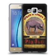 Official JOEL CHRISTOPHER PAYNE LOVE Pig Out Soft Gel Case for Samsung Galaxy On5 (C_1B7_1B3FA)