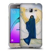 Official LA WILLIAMS ANGELS As She Is Full Bleed Soft Gel Case for Samsung Galaxy J3 (C_1B6_1D56C)