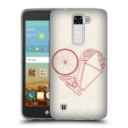 Official FLORENT BODART BIKES Love 2 Soft Gel Case for LG K7 K330 / Tribute 5 (C_1BE_1AF96)