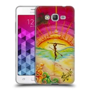 Official DREW BROPHY SURF ART She Walks On Water Soft Gel Case for Samsung Galaxy Grand Prime (C_B5_1ACD0)
