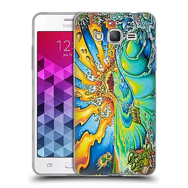 Official DREW BROPHY SURF ART Grouper Beach Soft Gel Case for Samsung Galaxy Grand Prime (C_B5_1ACCA)