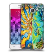 Official DREW BROPHY SURF ART Grouper Beach Soft Gel Case for Samsung Galaxy Grand Prime (C_B5_1ACCA)