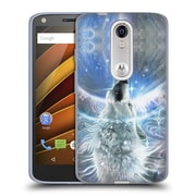 Official EXILEDEN CANINE Stellar Collision Soft Gel Case for DROID Turbo 2 / X Force (C_1C3_1C83A)